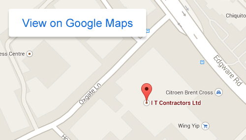 sitemap i t contractors